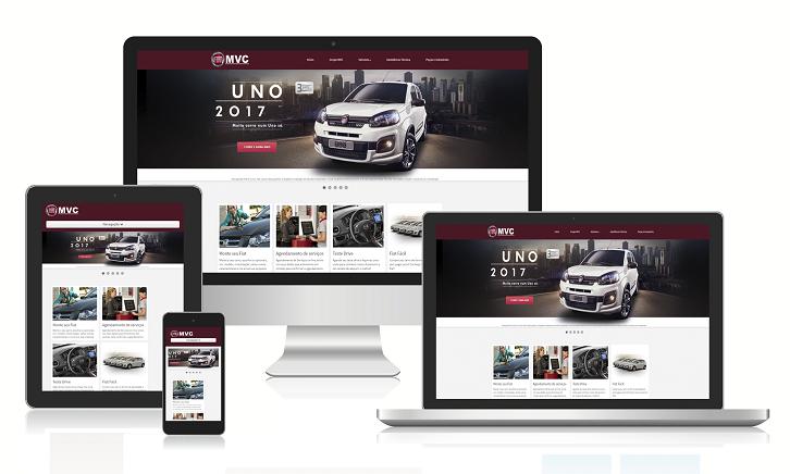 site MVC