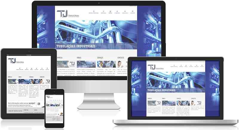Imagem site TJ Industrial