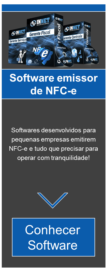 Softwares emissor de NFC-e