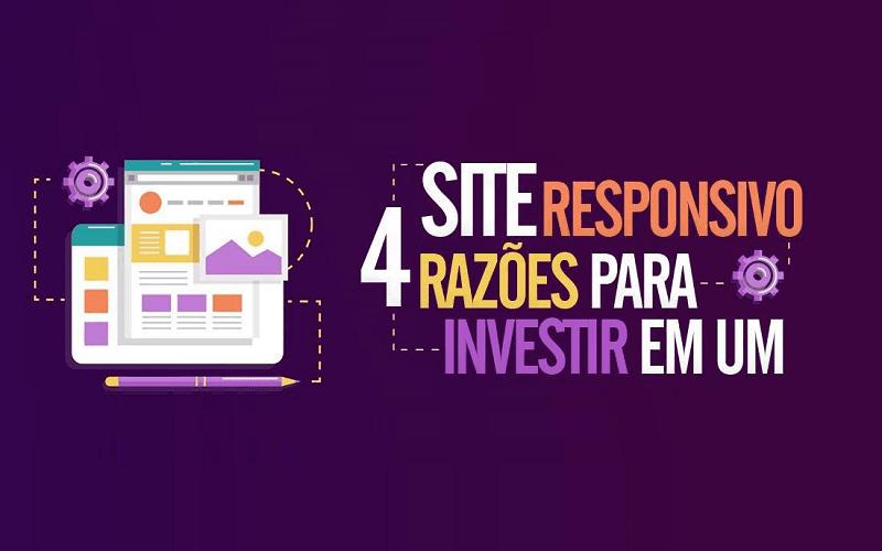 Site responsivo: 4 razões para investir em um