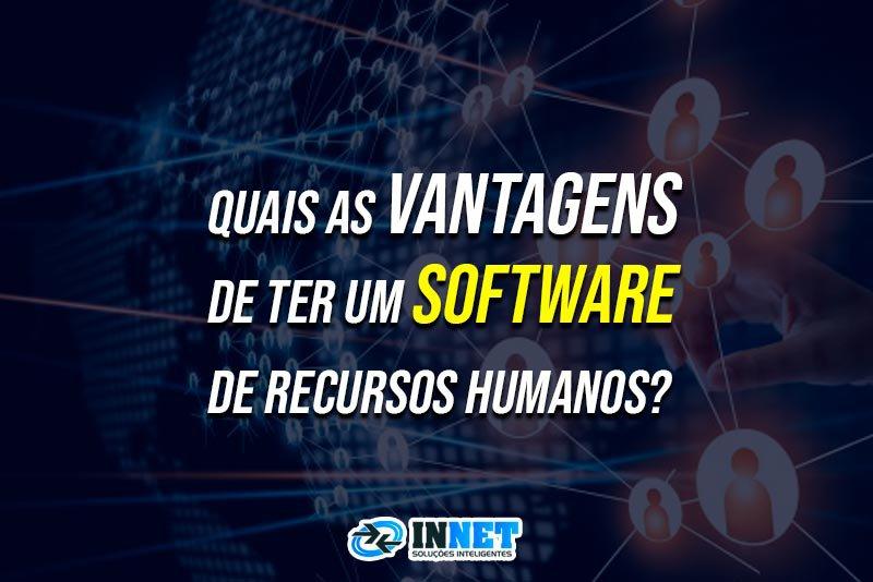 Vantagens de um software de recursos humanos