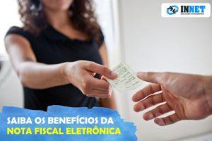 Saiba os benefícios da nota fiscal eletrônica